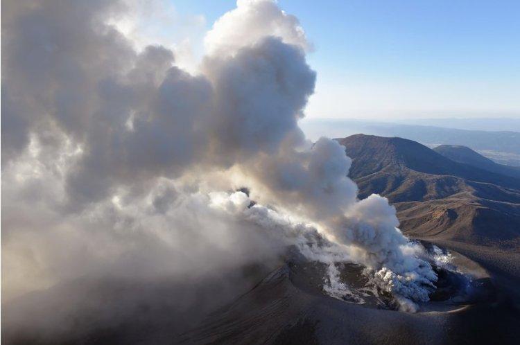 vulkaantje